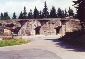 Festung Hanička