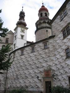 Náchod - Schloss
