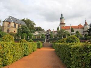 Schloss und Garten