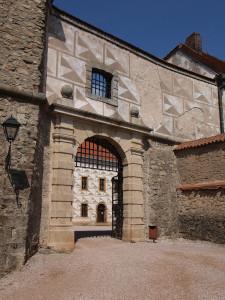 Schloss Náchod - Tor