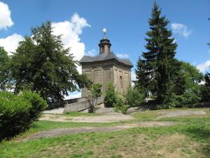 Kapelle auf dem Gipfel Hvezda