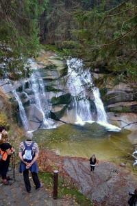 Mumlava - Wasserfall