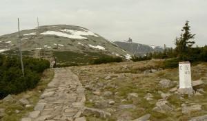 Blick von Vysoké kolo