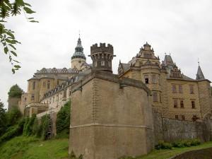 Burg und Schloss Frýdlant