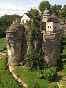 Burg Sloup