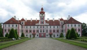 Schloss Mnichovo Hradiště