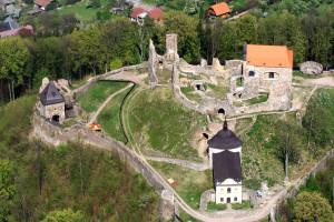 Burg Potštejn