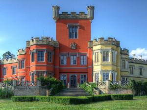 Schloss Hrádek u Nechanic