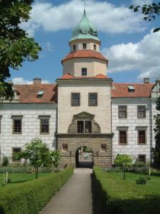 Schloss Častolovice
