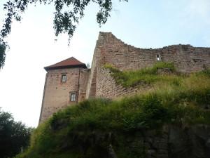 Burg Pecka