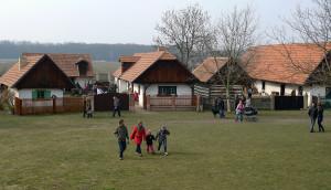 Freilichtmuseum in Přerov