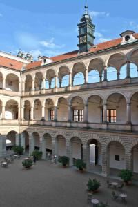 Schloss Litomyšl - Foto Veronika Skálová