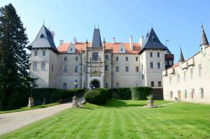 Schloss Žleby