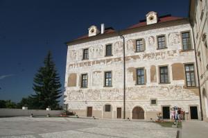 Schloss Benátky nad Jizerou