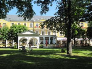 Franzensbad - Belvedere
