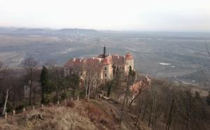 Schloss Jezeří - Eisenberg