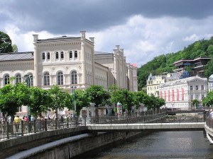 Kurstadt Karlsbad