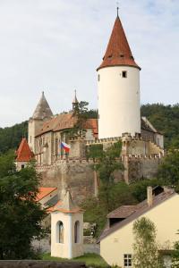 Burg Křivoklát – Pürglitz