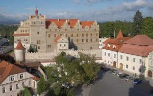 Bischofteinitz Schloss