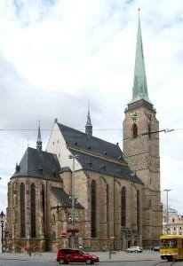 Pilsener Katedralle