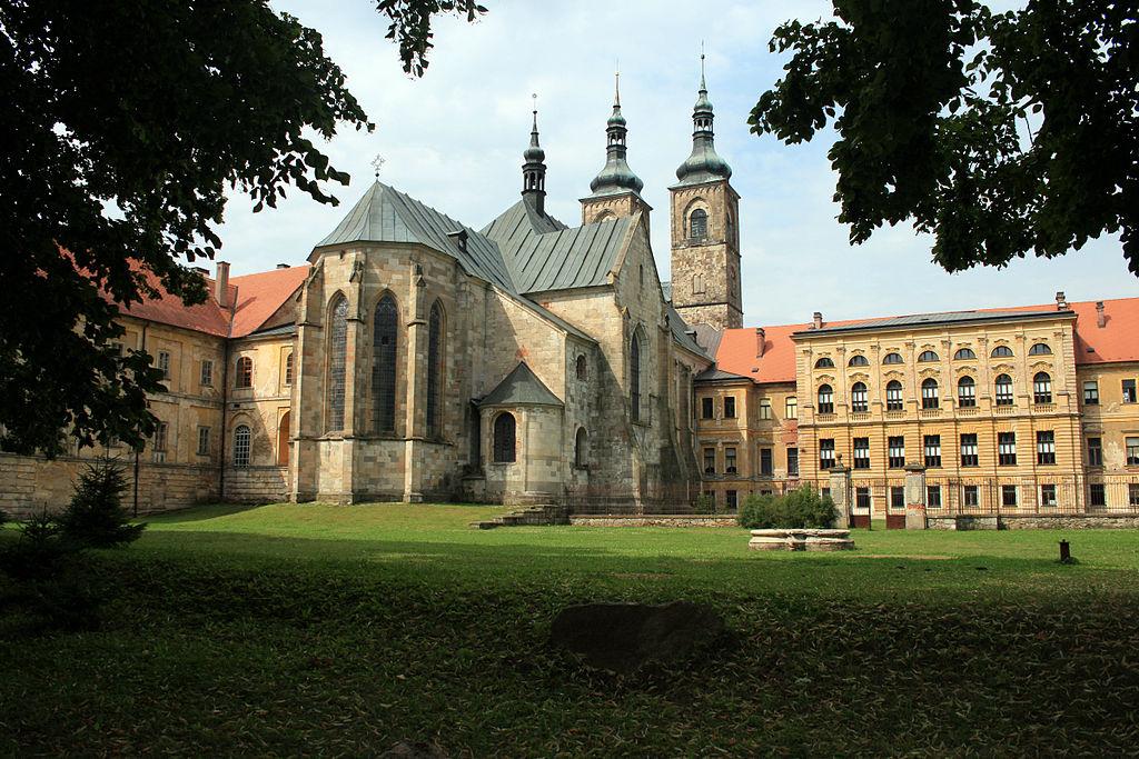 Bildergebnis für Kloster Tepl und Schloss Königswart