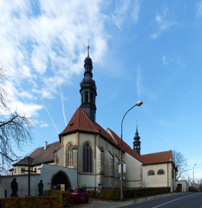Franziskanerkloster Kaaden