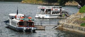 Vranov - Schifffahrten