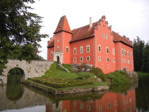 Schloss Červená Lhota
