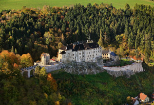 Burg Český Šternberk