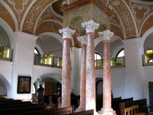 Mikulov - Synagoge