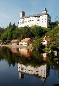 Burg Rožmberk - Rosenberg