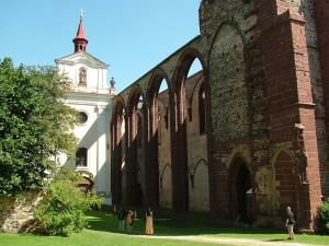 Kloster Sázava -Sasau