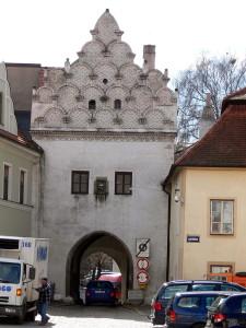Třeboň Stadttor