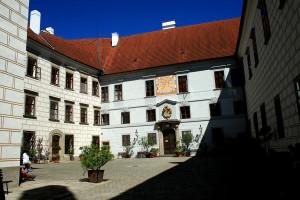 Třeboň Schloss