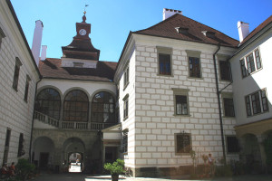 Schloss Třeboň - Wittingau