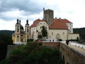 Schloss und Schlosskapelle