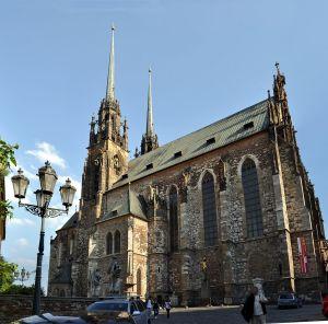 Kathedrale auf dem Petrov