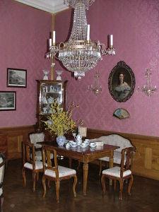 Schloss Milotice - Salon