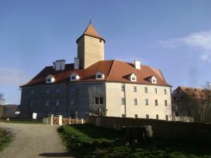 Burg Veveří
