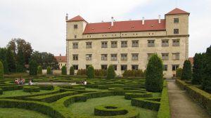 Schloss Bučovice - Butschowitz
