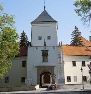 Schloss Bystřice pod Hostýnem