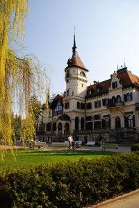 Schloss Lešná - Leschna