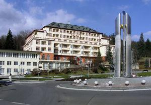 Luhačovice - Palace