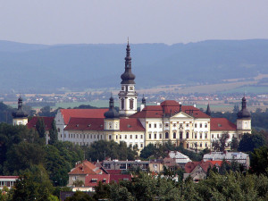 Kloster Hradisch in Olmütz