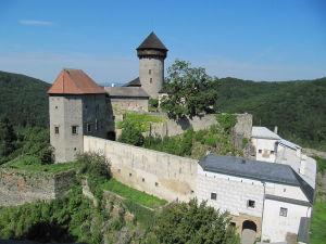 Burg Sovinec - Eulenburg