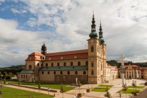 Basilika in Velehrad