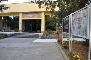 Gebäude des Museums