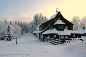 Berghütte Ropička