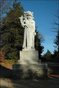 Statue - Radegast