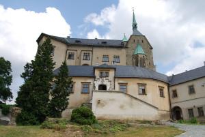 Burg Sternberg - Šternberk